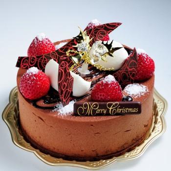 ステラリュヌクリスマスケーキ