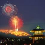 奈良若草山焼きと花火におすすめ穴場スポット5選!ここなら寒くない