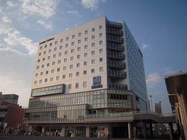 スーパーホテル LOHASJR奈良駅