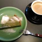 ナラニクル内にあるカフェ「エトランジェ・ナラッド」スイーツが美味しい!